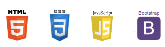 HTML5, CSS3, Javascript and Bootstrap Web Design